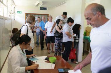 Campanha de vacinação contra a gripe - Antonio Cruz/ Agência Brasil