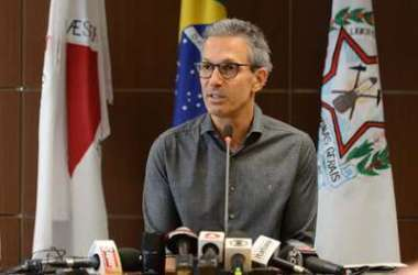 Romeu Zema, governador de Minas Gerais / Foto: Gil Leonardi/Imprensa MG