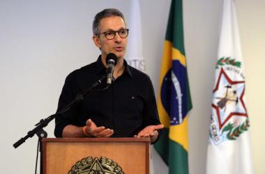 Zema já manifestou apoio às reformas propostas pelo governo federal Foto: Gil Leonardi/Imprensa MG