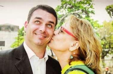 Rogéria Bolsonaro disse que as críticas ao novo emprego são 'ataques maldosos'(foto: Reprodução Instagram)