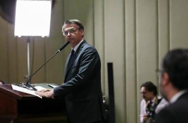 A manifestação será em protesto contra cortes no orçamento da Educação anunciados pelo governo Bolsonaro/ Marcos Corrêa/PR/ Agência Brasil