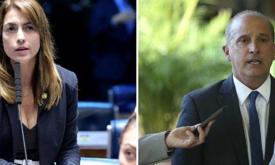 Não falta governabilidade, e sim caráter, afirma senadora do PSL
