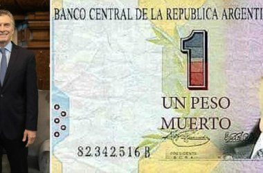 Peso Muerto: a moeda única Brasil-Argentina criada pela internet