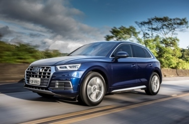 Audi apresenta Q5 à prova de balas por R$ 370 mil