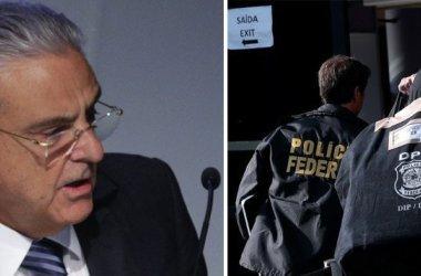 Robson Andrade presidente da CNI é preso pela Polícia Federal