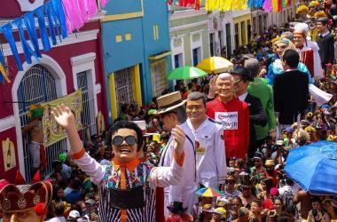 Carnaval de Olinda registra mais de 3,4 milhões de visitantes