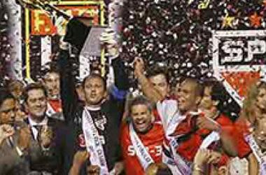 São Paulo confirma fase: é campeão brasileiro de 2007