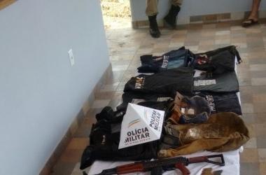 Polícia prende sete suspeitos de explodir caixas eletrônicos