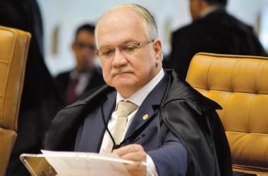 O ministro Edson Fachin Foto: RENATO COSTA /FRAMEPHOTO/ESTADÃO CONTEÚDO - 1.12.2016
