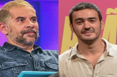 Leandro Hassum e Marcos Veras estreiam em nova temporada da 'Escolinha do Professor Raimundo'
