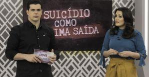 """The Love School mostra casos de """"suicídio como última saída"""""""