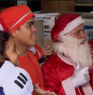 Campanhas solidárias ganham reforço durante o Natal