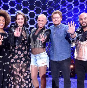 Nega, Vivian Lemos, Ivan Lima e Leo Mahuad estão na decisão do The Four Brasil