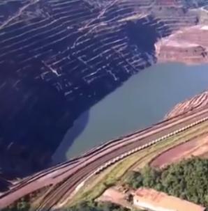 Domingo Espetacular destaca o perigo das barragens pelo Brasil