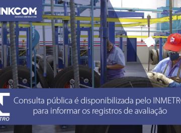 Consulta pública é disponibilizada pelo INMETRO para informar os registros de avaliação