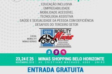 SINEP/MG participa de VIII Fórum Brasileiro Biomob de Acessibilização; inscrições gratuitas