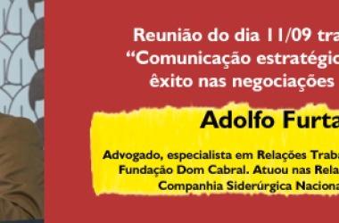 Não perca amanhã (11), reunião do SINEP/MG sobre negociações coletivas