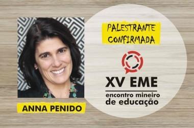 Presença confirmada no XV EME: Anna Penido