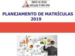 Apresentação Planejamento de Matrícula - 2019