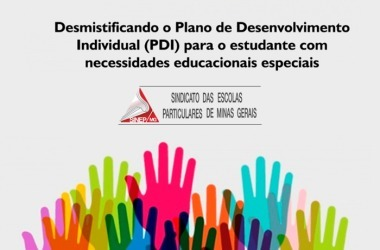 16/03: Desmistificando o PDI para o estudante com necessidades educacionais especiais