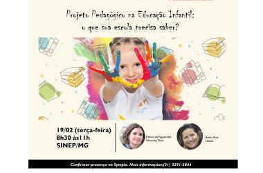 19/02: Seu Projeto Pedagógico cumpre a lei? Participe de evento para Educação Infantil (GRATUITO)