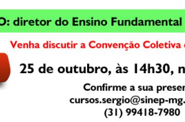 Participe da Reunião do Ensino Fundamental II e Médio sobre CCT 2019