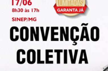 SINEP/MG assina CCTs com Sinpro Minas e SAAE/MG; participe do curso sobre os documentos