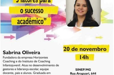SINEP/MG realiza curso
