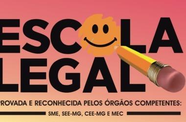 Solicite o Selo Escola Legal 2019 para sua escola