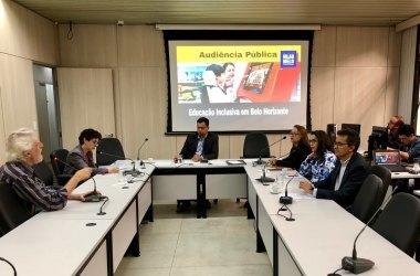 SINEP/MG participa de audiência pública sobre inclusão de pessoas com deficiência