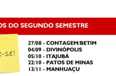 SINEP/MG Itinerante chega a Patos de Minas no dia 22/10