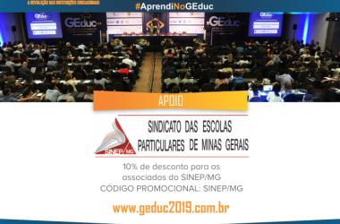 Participe do GEduc, em São Paulo