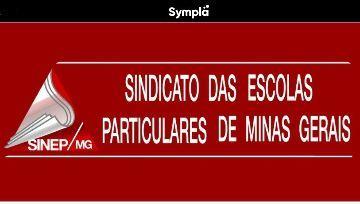 Cursos e eventos do Sinep MG no Sympla