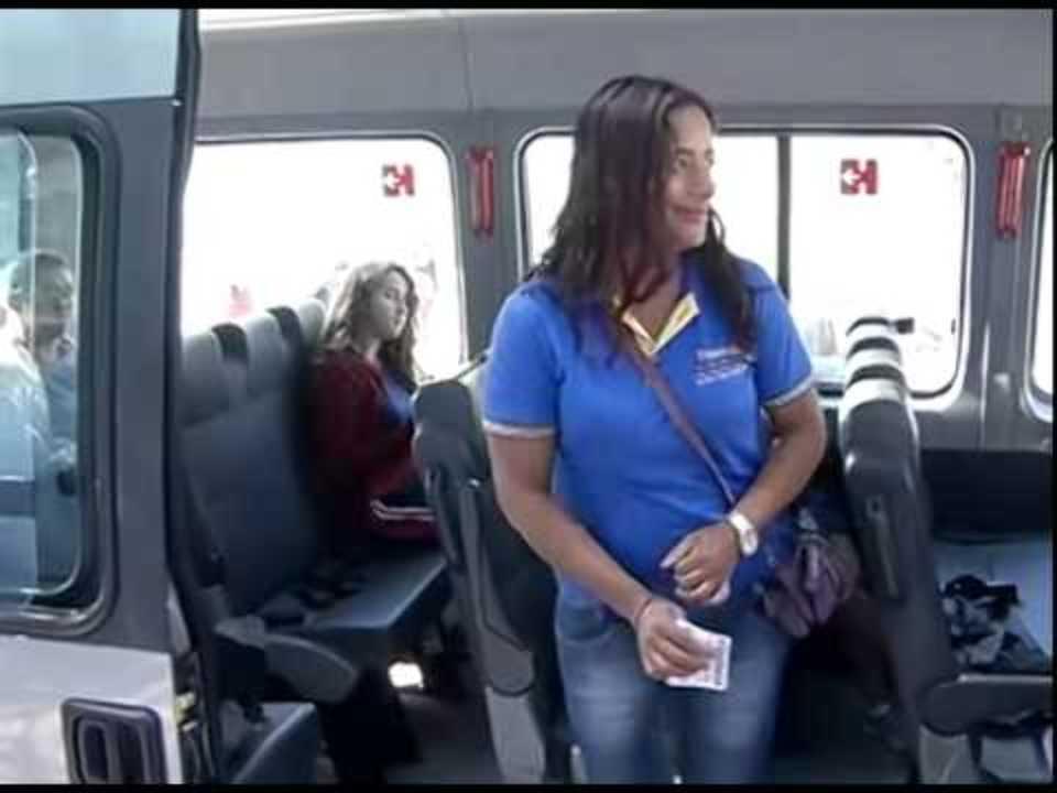 Entrevista Sintesc - Cadeirinhas no transporte escolar Jornal Minas 2ª Edição