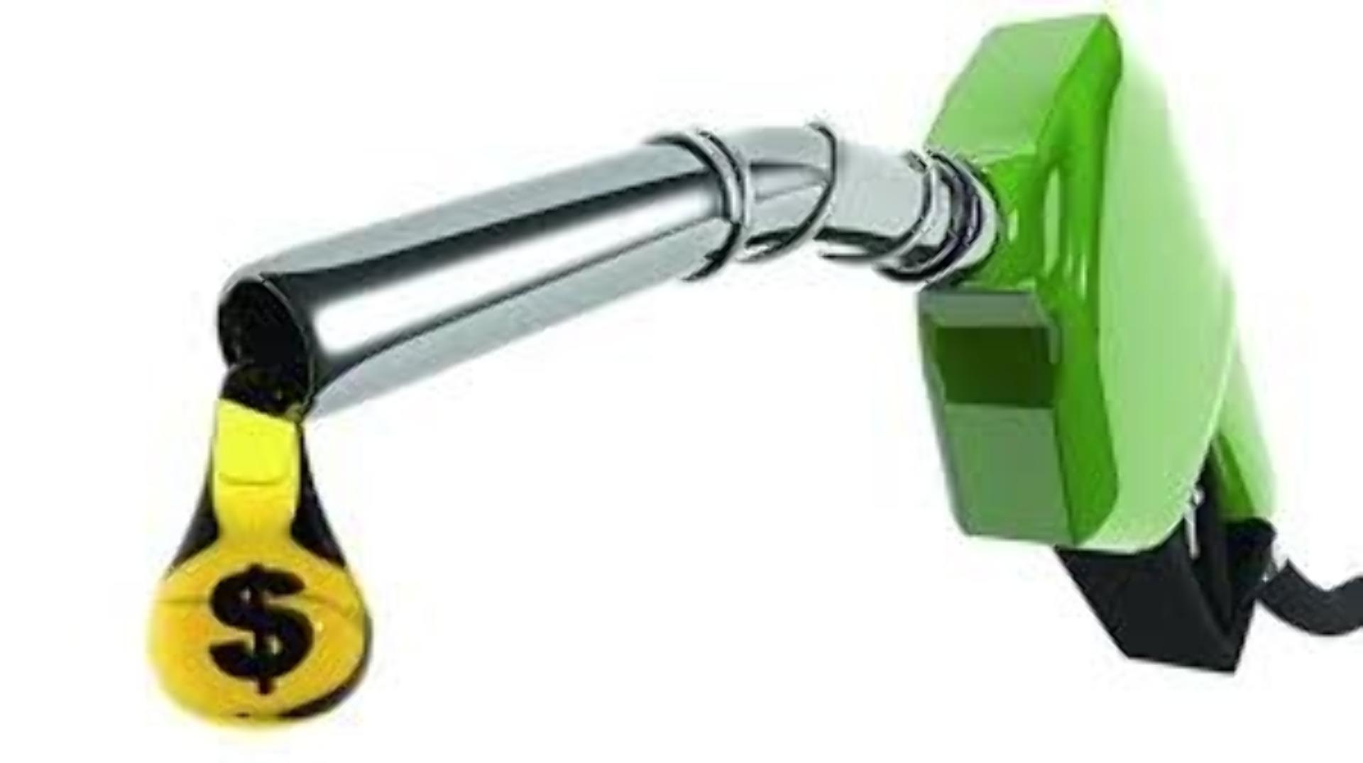 Combustível mais barato