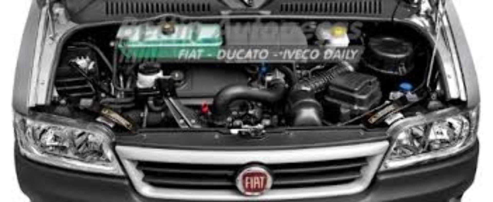 FIAT RECONHECE VICIO NO MOTOR DA DUCATO