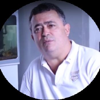 Rubens Gonçalves, Diretor - MG Representações